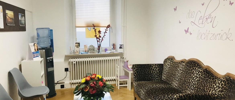 Wartezimmer Zahnarztpraxis Dr Brueckner, Ravensburg